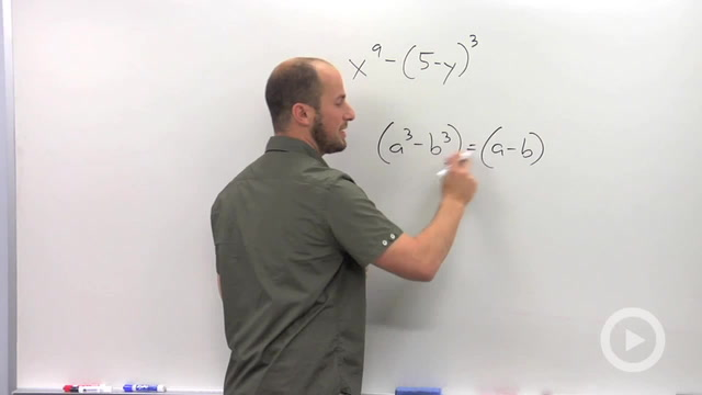 Factoring the Sum or Difference of Cubes - Problem 3