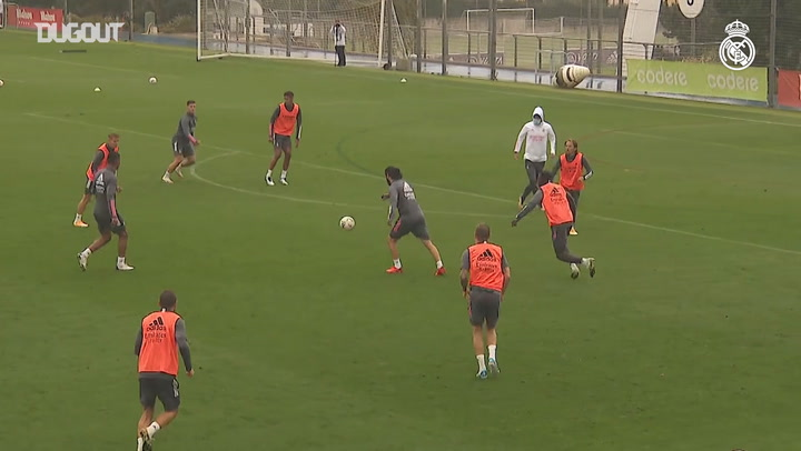 Final session ahead of LaLiga kick-off
