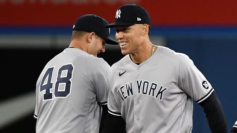 Yankees showing they're going to be tough to beat in postseason