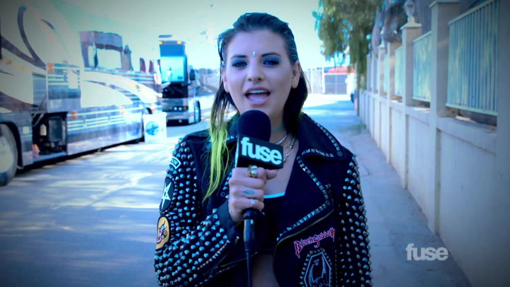 Juliet Simms Returns To Her Stomping Grounds