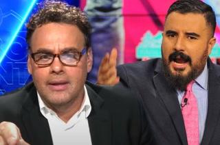 ''Álvaro Morales no tiene los hue...'': Faitelson le responde a su colega y defiende a Luis García