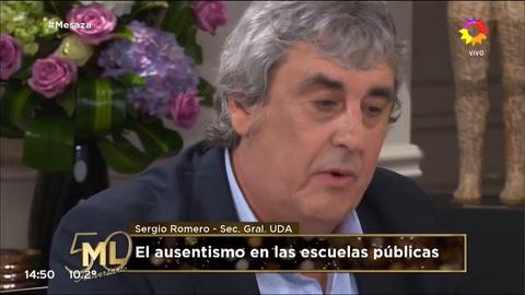 Por qué Mariano Martínez dejó la mesa de Mirtha Legrand
