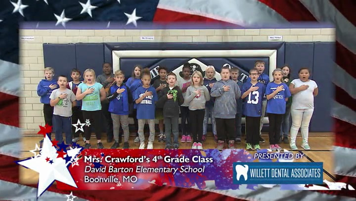 David Barton Elementary School - Mrs. Crawford - 4th Grade