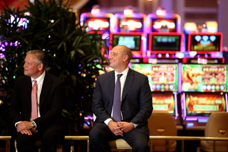 Wynn CEO Matt Maddox eyes what's next after Encore Boston Harbor