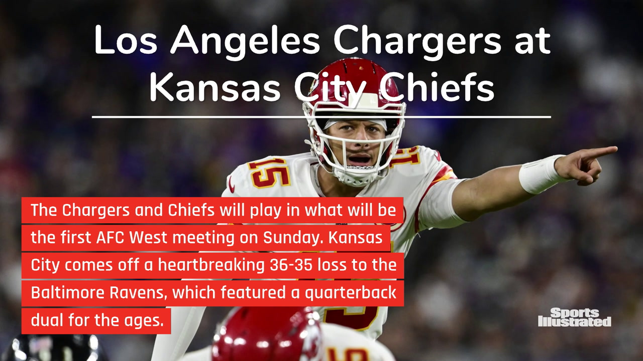 AFC West Week 3 Preview