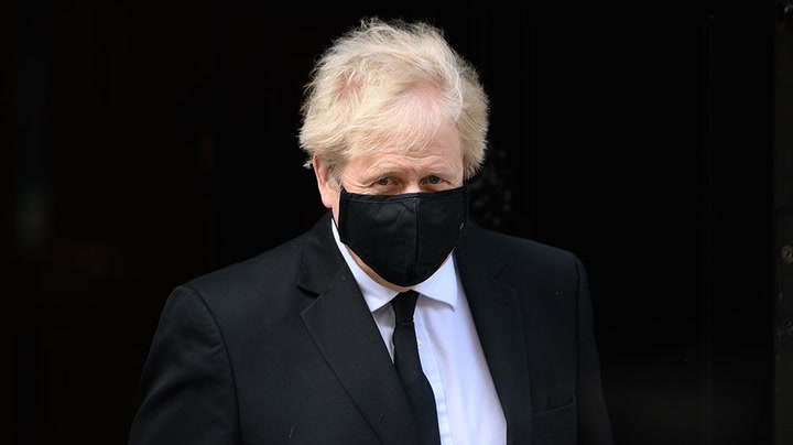 Watch live as Boris Johnson chairs Covid briefing from Downing Street