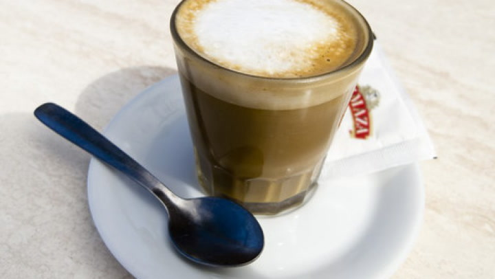 Hvordan lage Café Cortado