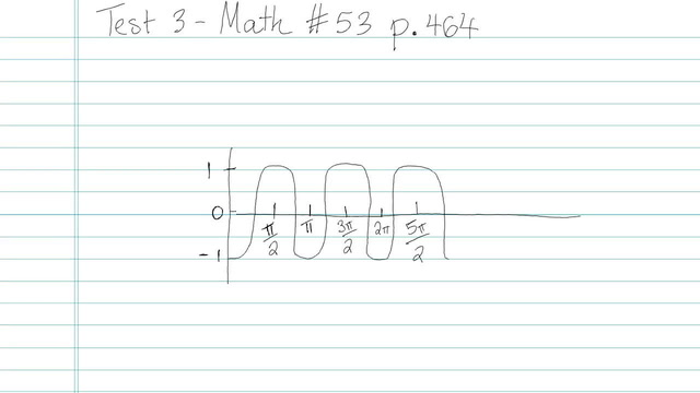 Test 3 - Math - Question 53
