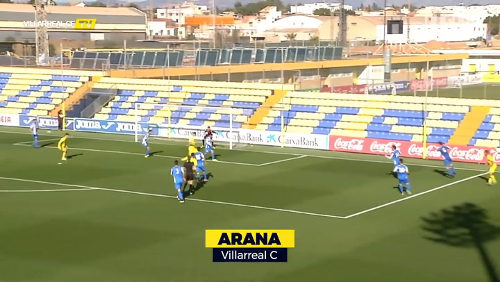 Top Five Goals from the Grogueta Academy March 2020