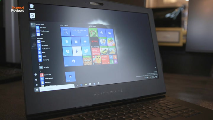 Alienware 17 Review | Trusted Reviews