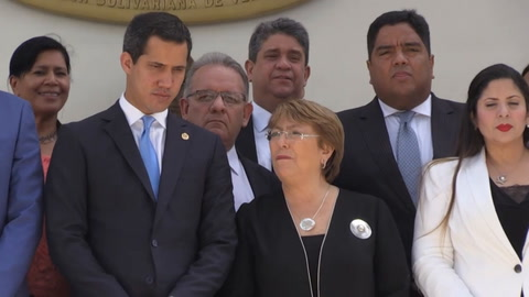 Bachelet impulsa liberación de