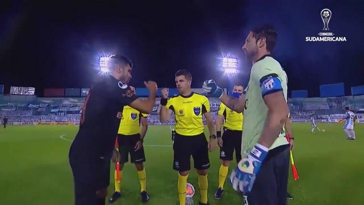 Resumen del At. Tucumán - Independiente de la Copa Sudamericana