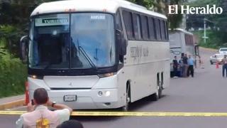 Matan a conductor de bus de la empresa Hedman Alas en la capital