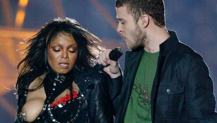 Las mejores actuaciones de la historia de la Super Bowl: Janet Jackson y Justin Timberlake (2004)