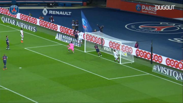 Paris Saint-Germain's top 5 goals against Dijon