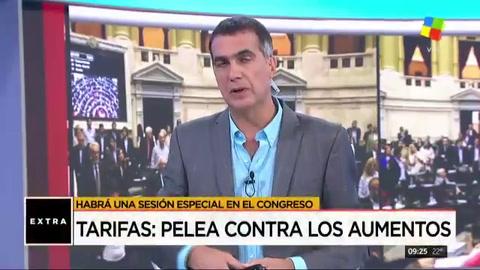 Marcos Peña dijo que la oposición necesita que esto fracase