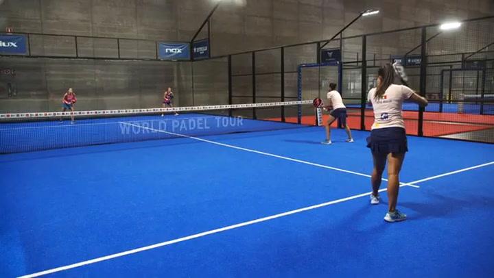 Resumen Octavos de Final Femenino (Segundo Turno) ADESLAS Open