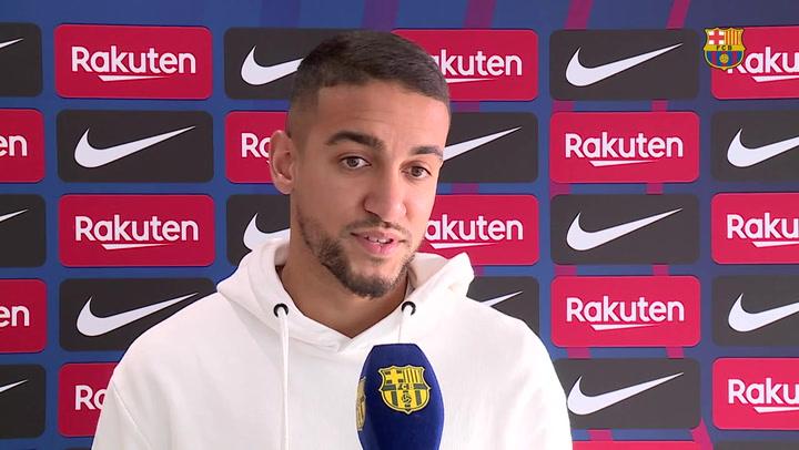 Matheus Pereira hizo estas declaraciones cuando fue cedido al Barça en enero de 2020