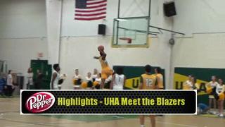Highlights - UHA Meet the Blazers