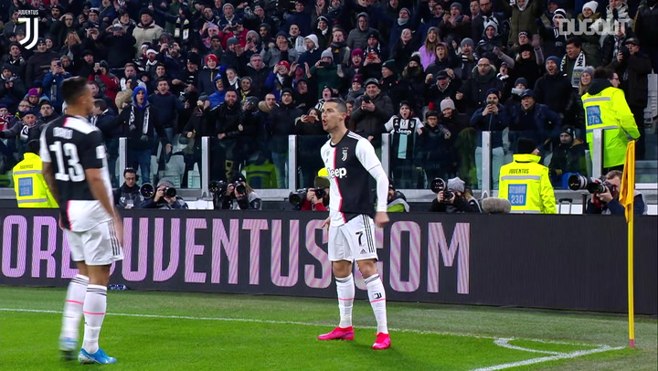Cristiano Ronaldo's top seven goals for Juventus