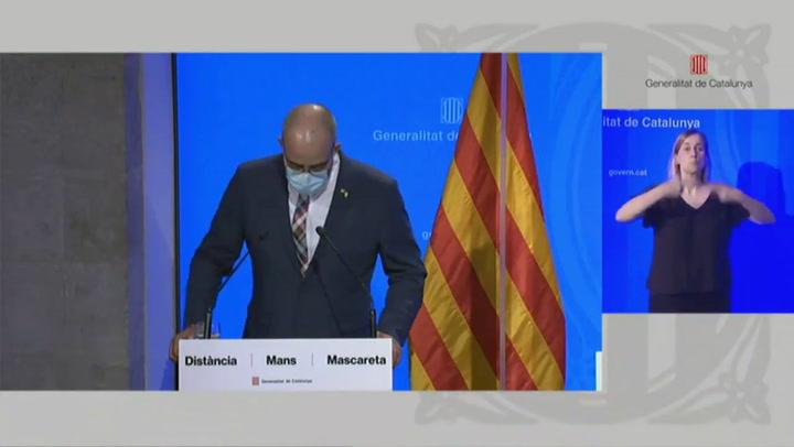 Barcelona queda afectada por las nuevas medidas contra el coronavirus