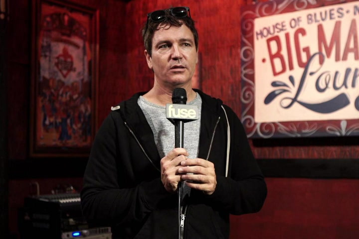 Third Eye Blind's Stephan Jenkins Talks New Album