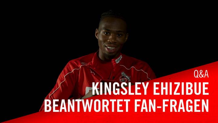 Kingsley Ehizibue beantwortet Fan-Fragen