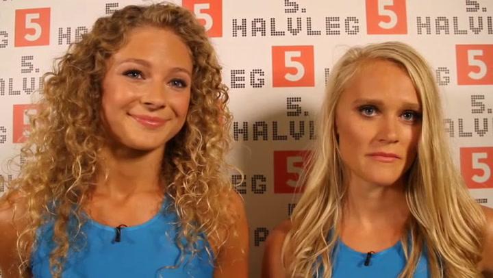 Er dette Danmarks smukkeste hækkeløbere?
