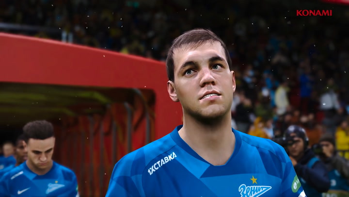 Efootball Pes 2020 X Fc Zenit - Trailer anuncio