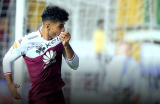¡Gol de Saprissa! Johan Venegas abre el marcador 1-0 ante Tigres