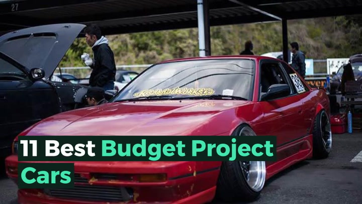 11 Best Budget Project Cars