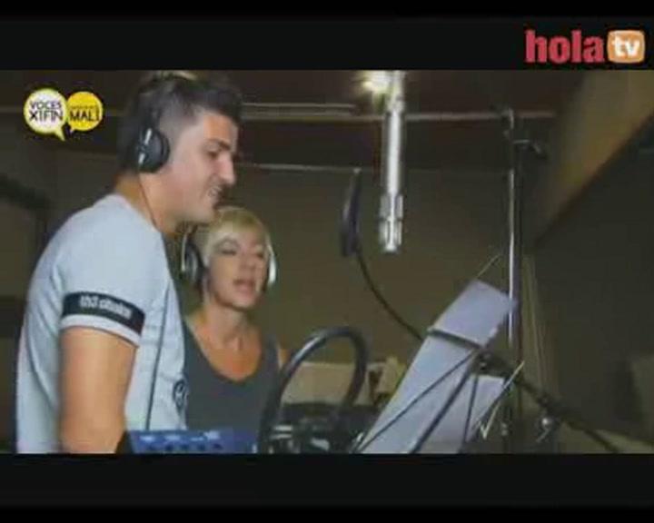 Ana Torroja y David Villa cantan juntos a beneficio de Mali