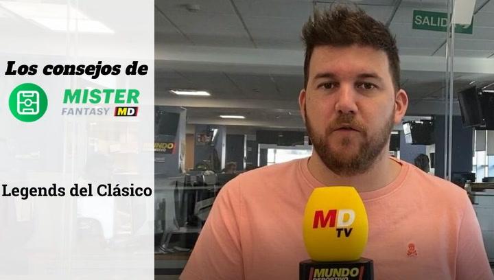Participa en el concurso de Mister Legends del Clásico