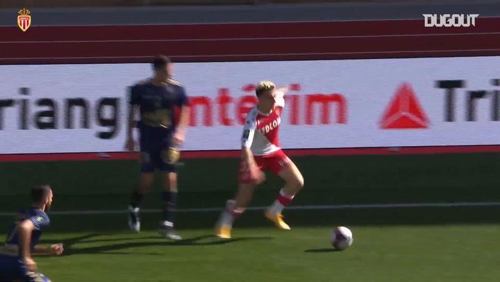 Stevan Jovetic'in Brest'e Attığı Gol