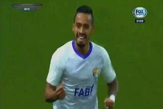 Caio anota el empate 2 - 2 del Al Ain sobre River Plate