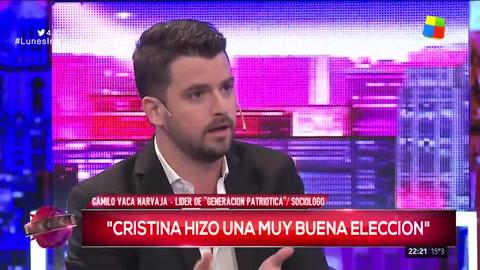 El gran debate en Intratables: ¿Fue buena o mala la elección de Cristina?