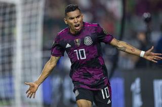 ¡Orbelín Pineda firma el tercero y México está goleando a una frágil Honduras!