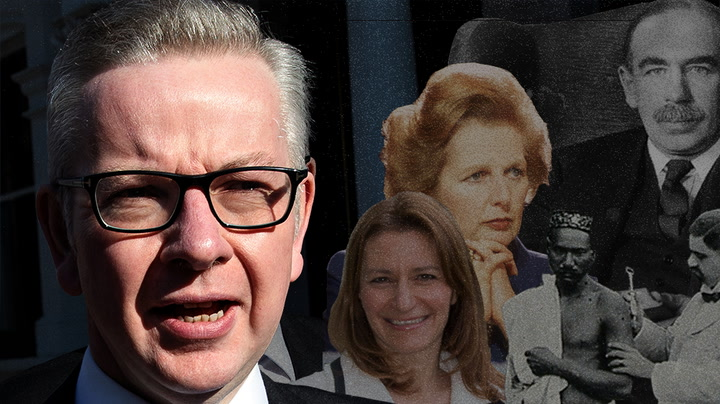 Listen to Michael Gove make racist and sexist comments in unearthed audio
