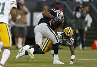 Vegas Nation: Raiders Win 13-6 Against Packers