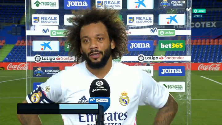 """Marcelo: """"No me veo como un jugador secundario"""""""
