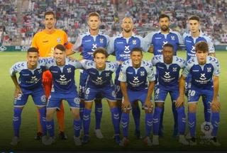 Tenerife y Bryan Acosta siguen sin ganar en la segunda de España