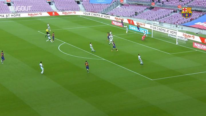Resumen: FC Barcelona 1-0 Elche