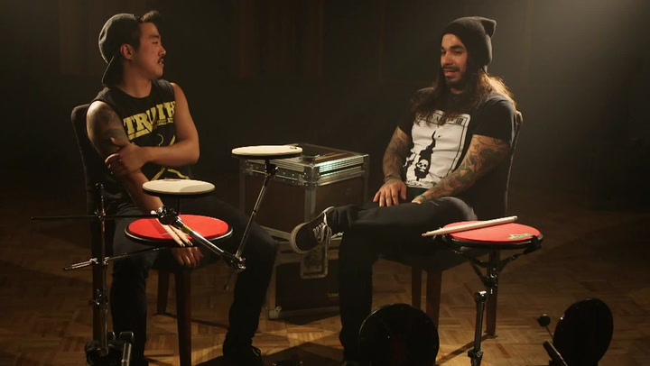 We Came As Romans' Eric Choi and Suicide Silence's Alex Lopez Part 1