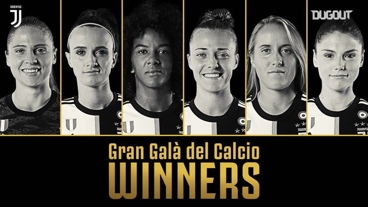 Six Bianconere In Serie A Women's Top XI