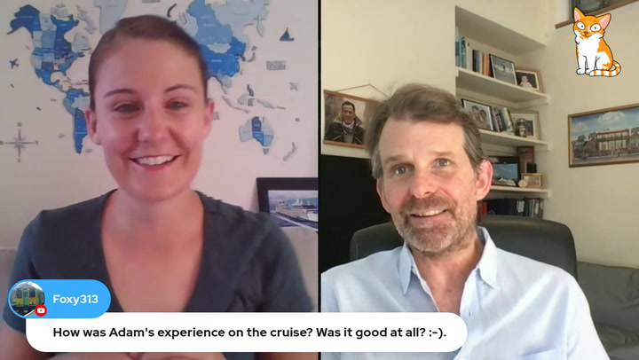 LIVE Q&A: Cruise Critic and Emma Cruises Chat About All Things Cruise