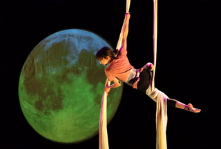 "Cirque Du Soleil Performers Team Up For New Show ""Kinekt"""