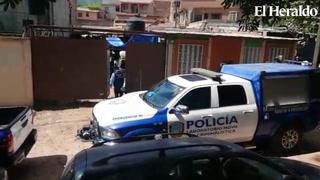 Ultiman a balazos un mecánico en colonia Villa Nueva de Comayagüela