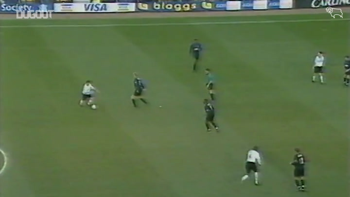Georgi Kindkladze's best Derby moments​