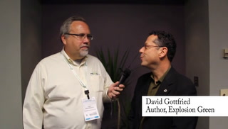 Greenbuild interview - David Gottfried