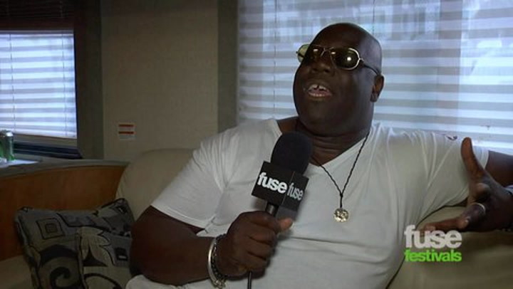Festivals: Ultra: Ultra Music Carl Cox